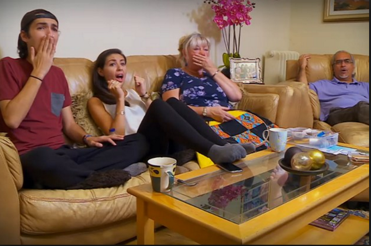 Gogglebox Worthy Sofas Brinjals Design