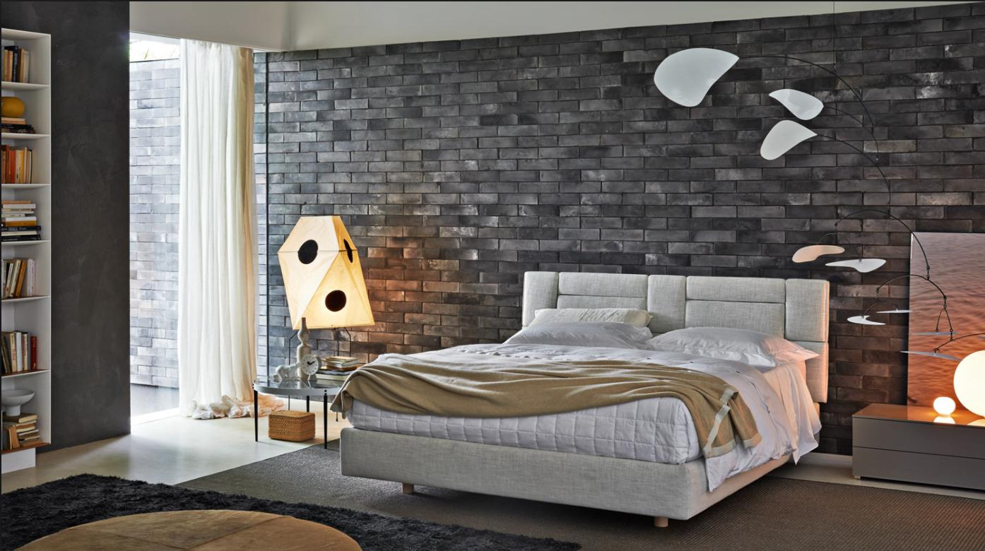 Bedroom Wallpaper Feature